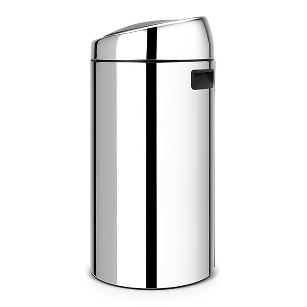 Кош за смет Brabantia Touch Bin 45L, Brilliant Steel(1)