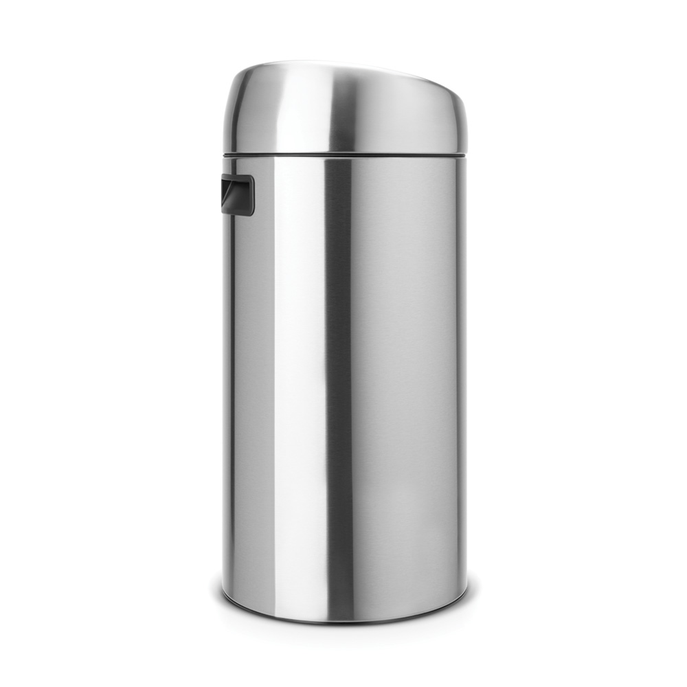 Кош за смет Brabantia Touch Bin 45L, Matt Steel Fingerprint Proof