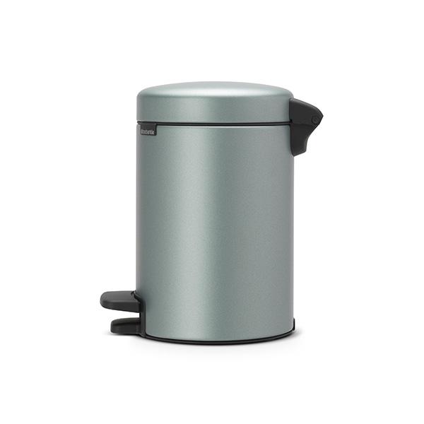 Кош за смет с педал Brabantia NewIcon 3L, Metallic Mint(1)