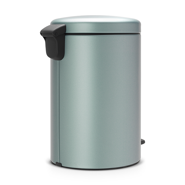Кош за смет с педал Brabantia NewIcon 20L, Metallic Mint(2)