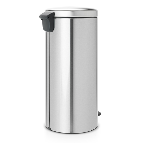Кош за смет с педал Brabantia NewIcon 30L, Matt Steel Fingerprint Proof(2)