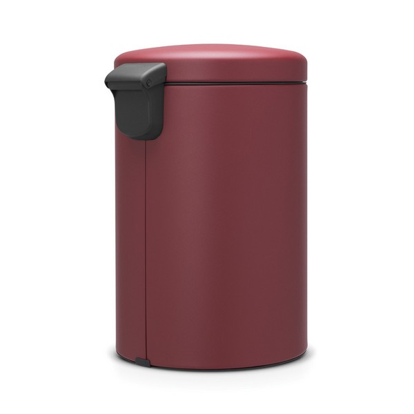 Кош за смет с педал Brabantia NewIcon 20L, Mineral Windsor Red(1)