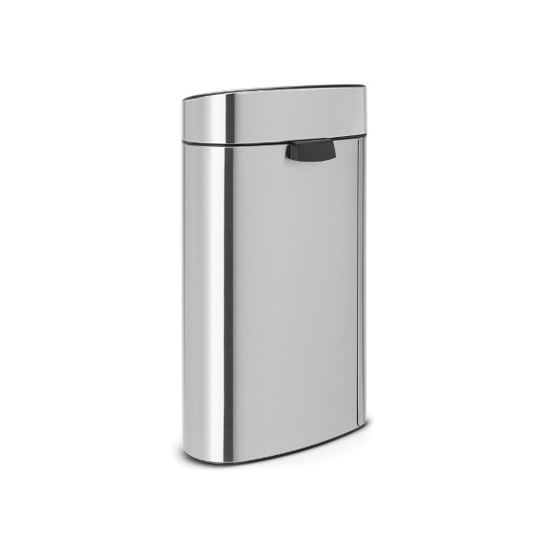 Кош за смет Brabantia Touch Bin New Recycle 23+10L, Matt Steel(2)