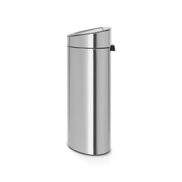 Кош за смет Brabantia Touch Bin New Recycle 23+10L, Matt Steel(1)