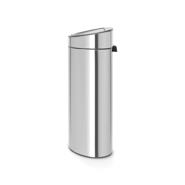 Кош за смет Brabantia Touch Bin New Recycle 23+10L, Matt Steel Fingerprint Proof(2)