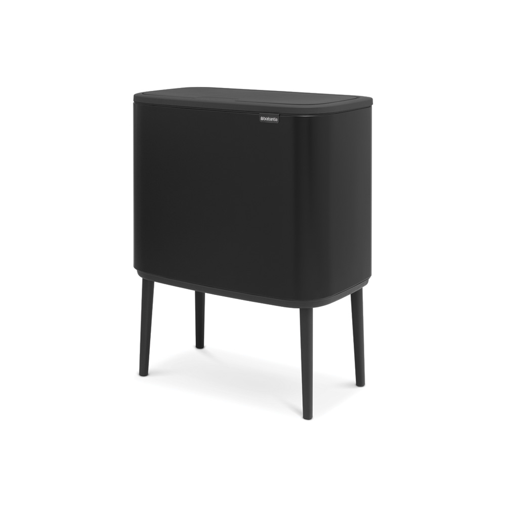 Кош за смет Brabantia Bo Touch 36L, Matt Black(1)