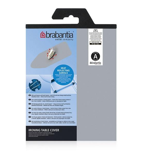 Калъф за маса за гладене Brabantia A 110x30cm, 2mm, Metallised(1)