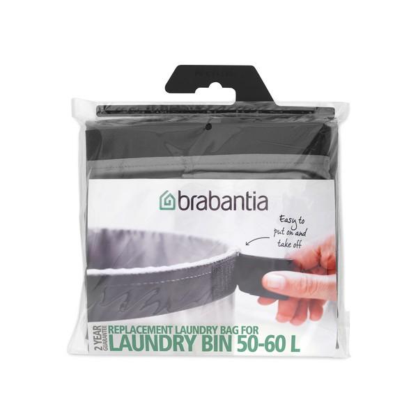 Торба за кош за пране Brabantia 50-60L Grey(1)
