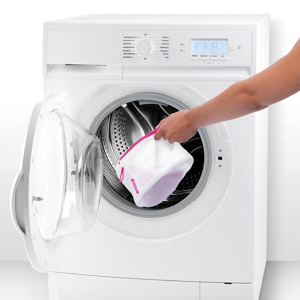 Торба за пране на сутиени Brabantia White(4)