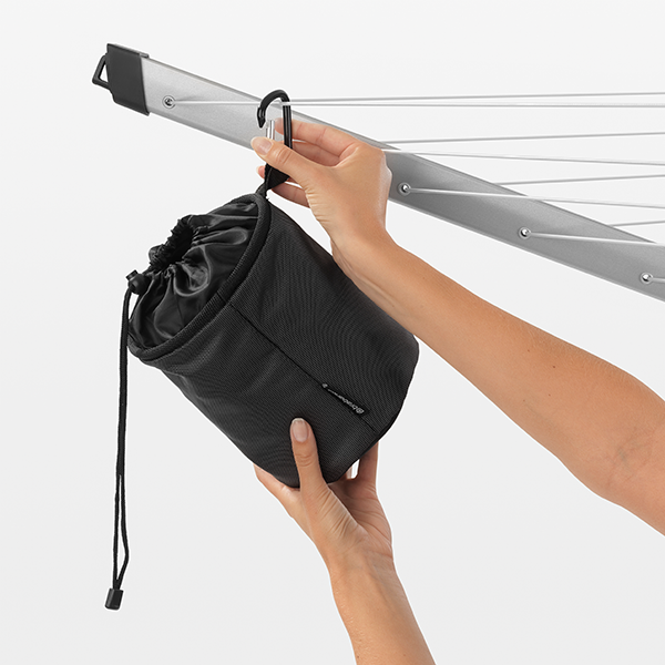 Торба за щипки Brabantia Premium Black (3)