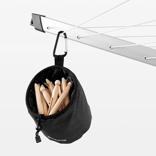 Торба за щипки Brabantia Premium Black (4)