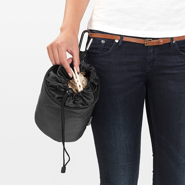 Торба за щипки Brabantia Premium Black (5)