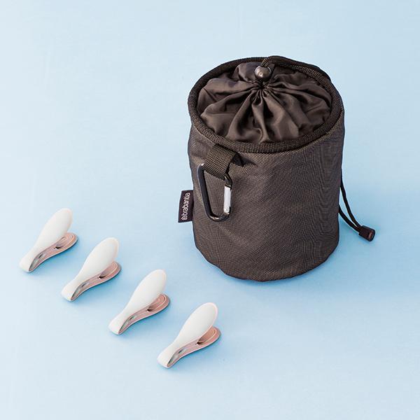 Торба за щипки Brabantia Premium Black (6)