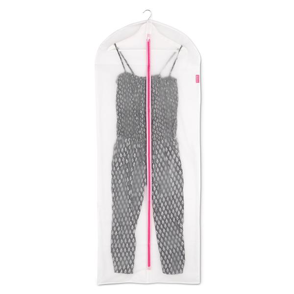 Калъф за дрехи Brabantia, размер XL, 60x150cm, White, 2 броя(1)