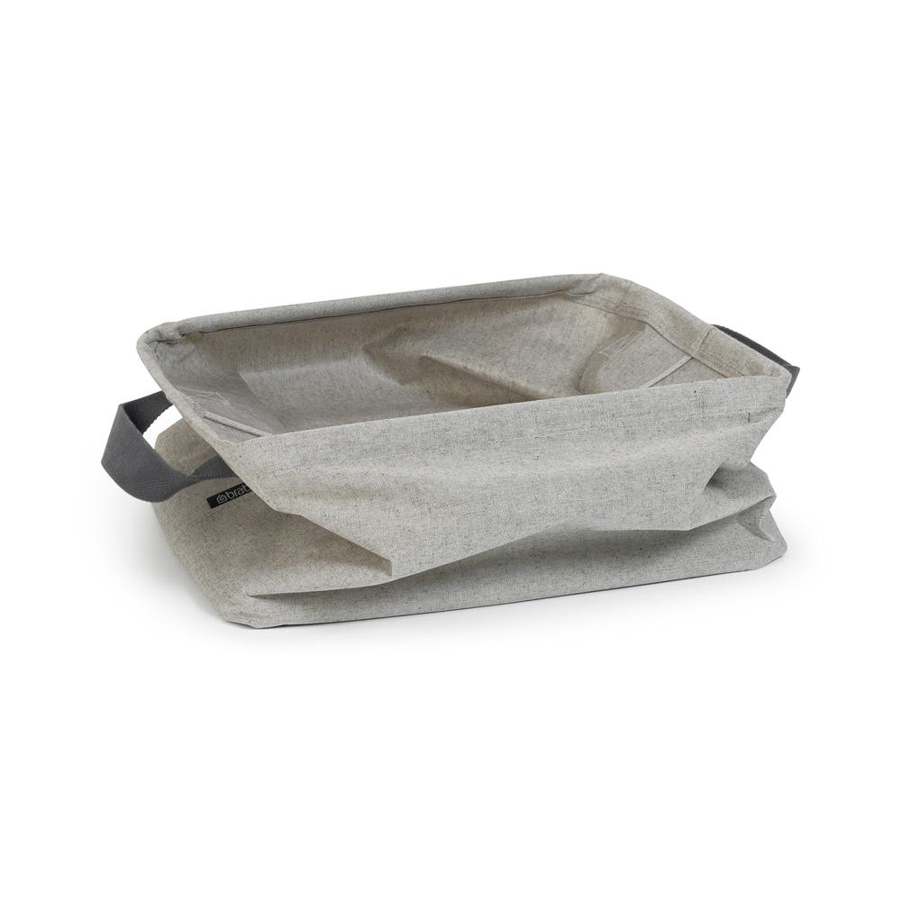 Сгъваем панер за пране Brabantia 35L, Grey(1)