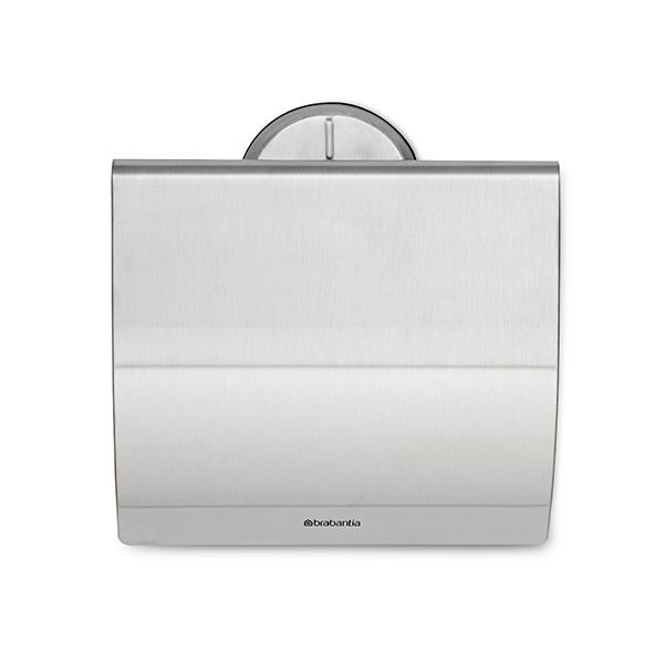 Държач за тоалетна хартия Brabantia Profile Matt Steel