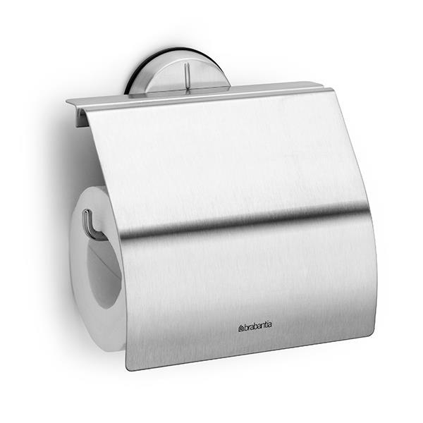Държач за тоалетна хартия Brabantia Profile Matt Steel(1)
