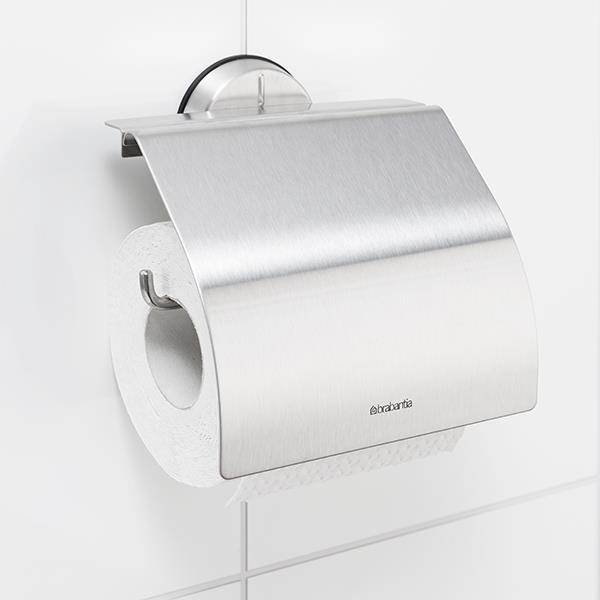 Държач за тоалетна хартия Brabantia Profile Matt Steel(3)