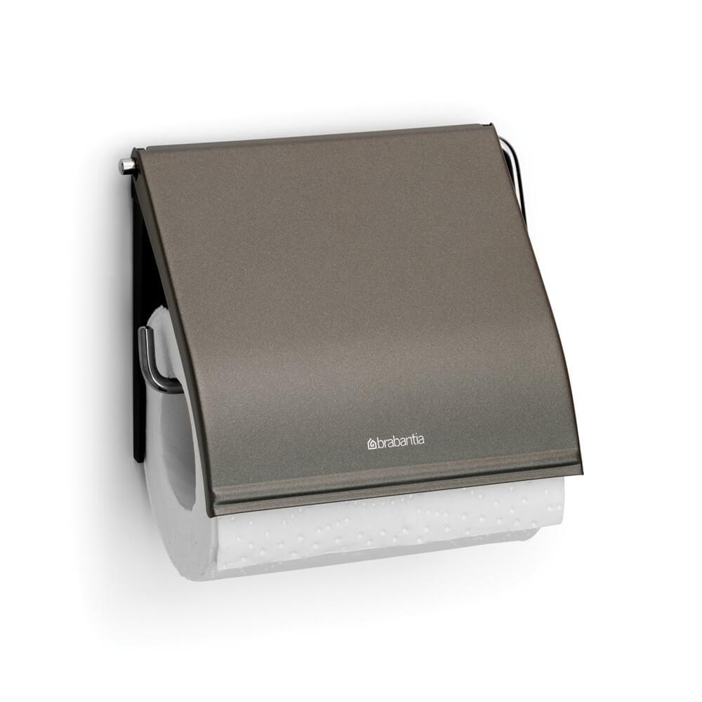 Държач за тоалетна хартия Brabantia Classic Platinum