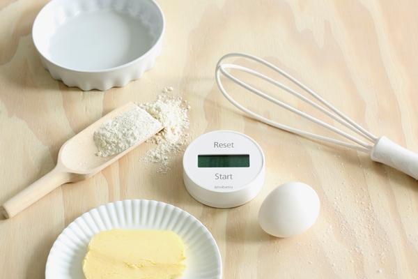 Таймер кухненски Brabantia White, дигитален, с магнит(2)